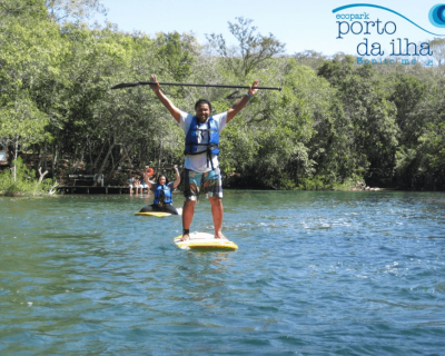 Eco Park Porto da Ilha (Stand Up Paddle)
